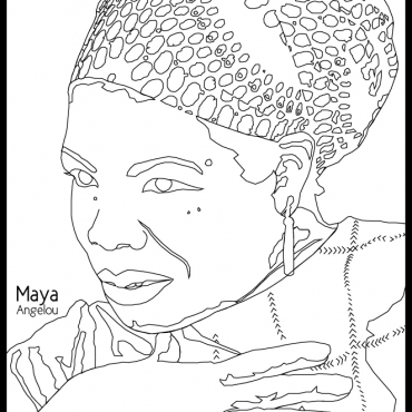 maya-angelou_outline
